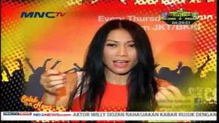 Rahasia Sukses Anggun C Sasmi - Seleb On News (20/3)