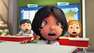 Film Kartun BoBoiBoy vs Ejo Jo