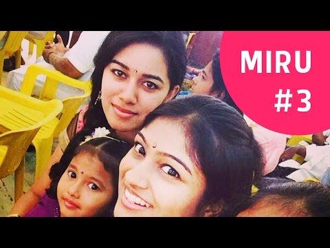 Mirnalini Ravi (Miru) Cute Tamil Girl Dubsmash #3 | Queen of Dubsmash Mrinalini