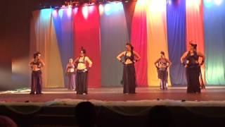 Dança Tribal Fusion Tango 12/Dez/2016