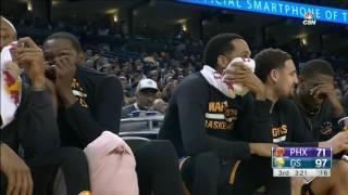 Phoenix Suns at Golden State Warriors - December 3, 2016