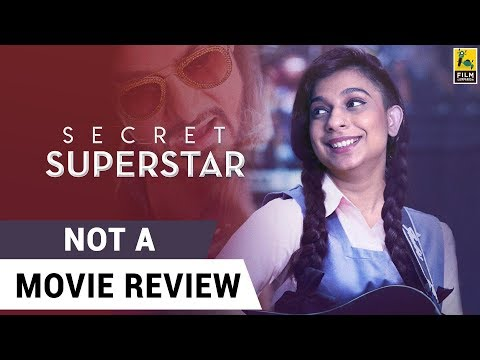 Xxx Mp4 Secret Superstar Not A Movie Review Sucharita Tyagi 3gp Sex