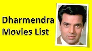 Dharmendra Movies List