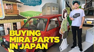 Buying MIRA parts in Japan [Part 7]