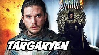 Game Of Thrones Targaryen Dragon History Scene and Season 8 Breakdown
