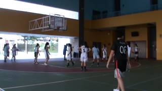 270815 PHS vs AISS Q4b (B Girls)