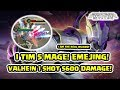 Download Video Satu Tim Mage SEMUA! Valhein 1 SHOT 5600 Damage! Gilak! - Arena of Valor AOV 3GP MP4 FLV