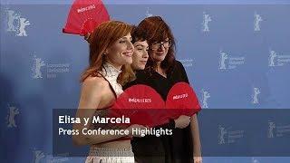 Elisa y Marcela | Press Conference Highlights | Berlinale 2019