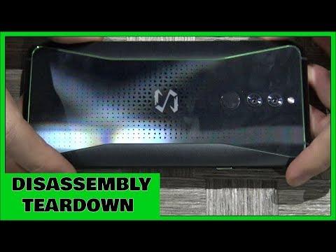 Xxx Mp4 Xiaomi Black Shark Helo Teardown Disassembly Black Shark 2 Repair Video 3gp Sex