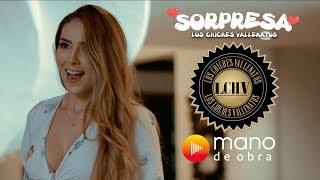 Los Chiches Vallenatos - Sorpresa l  Video Oficial