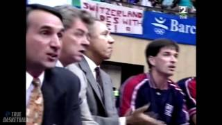 USA Dream Team vs Croatia ♥ Full Game Highlights  ♥ 1992 Barcelona Olympics Basketball  ♥  YouTube