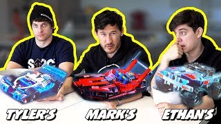Markiplier Makes: LEGO