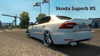 Skoda Superb RS - Euro Truck Simulator 2 V1.25 [ETS2]