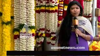 Jasmine price touches Rs.5,300 per kg in Palakkad flower market