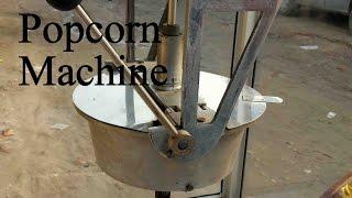 Popcorn Machine | How To Make Popcorn Machine