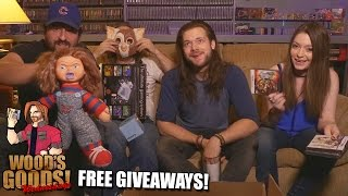 MASSIVE RETROWORLD EXPO VIDEO GAME PICK UPS VIDEO! *FREE GIVEAWAY*   Wood's Goods