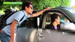 Myint Myat, Aung La & Nang Su Oo @