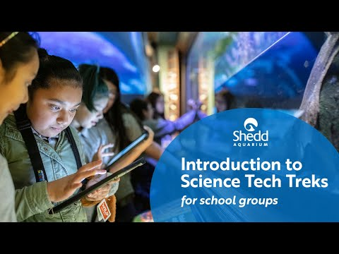 Introduction to Science Tech Treks for School Groups