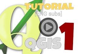 Tutorial QGIS 01- introduzione - corso ITA base [SUB-ENG]