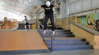 BAREFOOT SKATEBOARDING with Swellbows