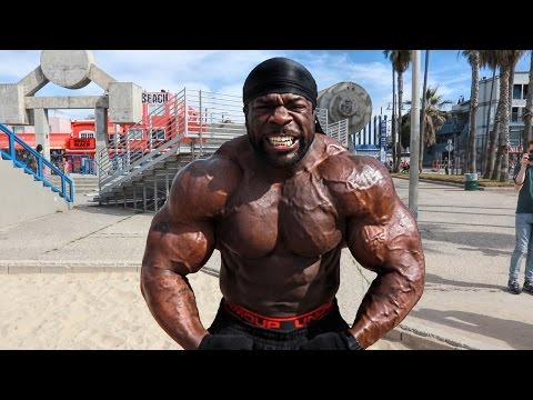 Kali Muscle s REAL Steroid Stack