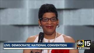FULL: Mothers of the Movement - Black Lives Matter - Democratic National Convention
