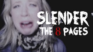 Slenderman: The 8 Pages (a Slender Man movie) (short film)(HBO)