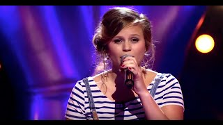 Miek Matheve zingt 'Chandelier' (Sia) | Blind Audition | The Voice van Vlaanderen | VTM