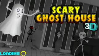 ► Scary Ghost House 3D Episode #3 - Haunted Shadow Escape 3D Game -  Android Gameplay