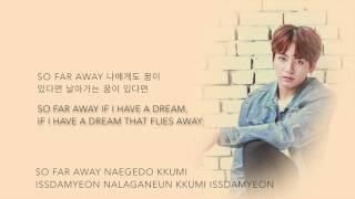 BTS Suga, Jin, & Jungkook - 'so far away (SUGA, 진, 정국 Ver.)' [Han|Rom|Eng lyrics]