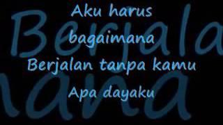 Geisha ft Iwan fals - Tak Seimbang lirik lirik
