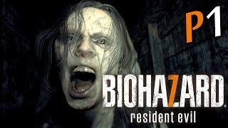 Resident Evil 7: Biohazard《惡靈古堡7》Part 1 - 這也太血腥太爽!?