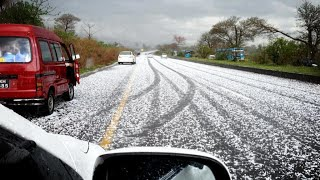 Snowfall in Islamabad | Beautiful Pakistan