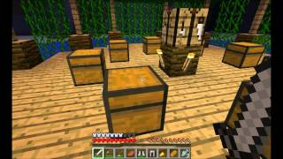 Minecraft Hunger Games Episode 4 - I WIN!