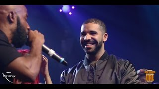 DRAKE CHALLENGED TO BATTLE RAP AT SMACK/ URL MC BATTLE EVENT