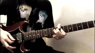 AC/DC Live Wire - Guitar, Drums and Bass Cover