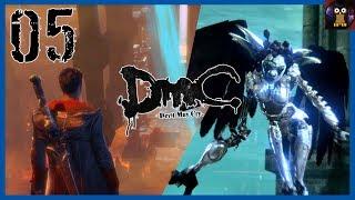 SUCCUBUS BOSS BATTLE & LIMBOS PRISON! | Lets Play | DmC: Devil May Cry | Part 05