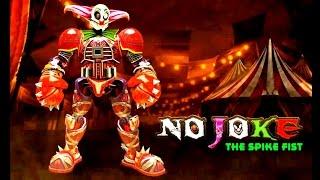 Real Steel FINAL NO JOKE VS ALL ROBOTS Series of fights NEW ROBOT (Живая Сталь)