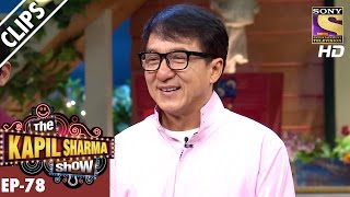 Kapil Welcomes  Jackie Chan to the show – The Kapil Sharma Show - 29th Jan 2017