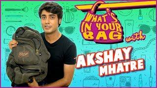 Akshay Mhatre aka Naren Handbag SECRET REVEALED | Piyaa Albela | What