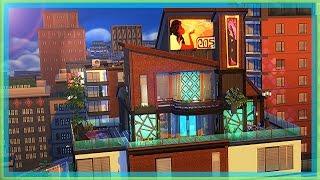 The Sims 4 City Living l Building A Penthouse