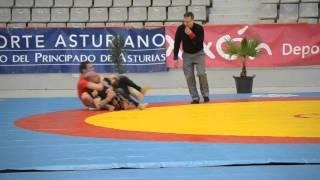Iván Grappling. Campeonato de España 2016