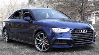 2018 Audi S3: Review