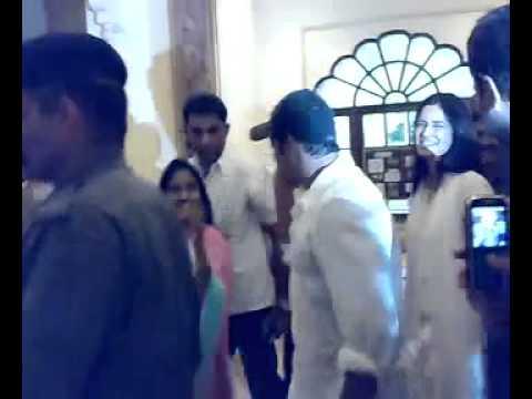 Salman Khan and  katrina kaif  jodhpur visit - YouTube.mp4