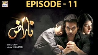 Naraz Episode 11 - ARY Digital Drama