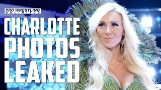 Nude Photos Of Charlotte Flair Leak Online