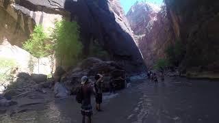 Zion Narrows   Just Trekking