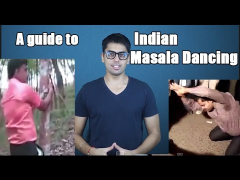 #HollyShit || Episode 14 ||A guide to Indian Masala Dancing!