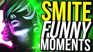 HOW TO THORNS! (Smite Funny Moments)