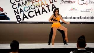 Congreso y campeonato Nacional de Bachata 2012 en Monterrey..........